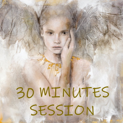 One on One session with Rev Mel  30 minutes  Call